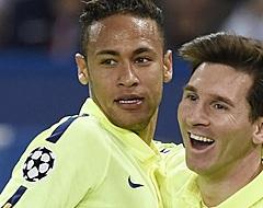 Neymar dropt Messi-bom: 'Het móét volgend seizoen gebeuren'