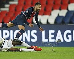 Zorgen om uitgevallen Neymar bij winnend Paris Saint-Germain