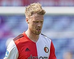 Emotionele Jörgensen reageert op Feyenoord-vertrek