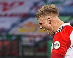 'Feyenoord noemt voorwaarde voor Jörgensen-transfer'