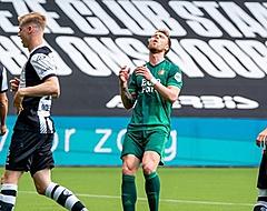 Jörgensen: 'Zelfs mijn vader gaat Feyenoord missen'