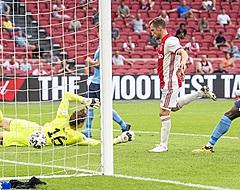 'Ajax en FC Utrecht strijden om aantrekken goalgetter'