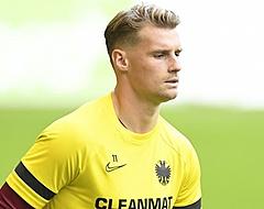Vitesse-spits Frederiksen: 'Er zat een spook in mijn hoofd'