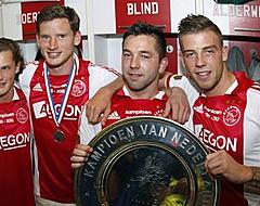 Ajax-jeugd vloekt na terugkeer Alderweireld