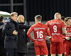 Almere City scoort vier keer in no-time, Go Ahead wint ook