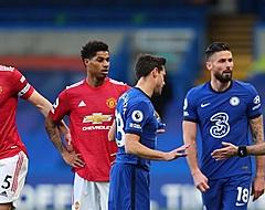 City lachende derde na remise bij Chelsea - United