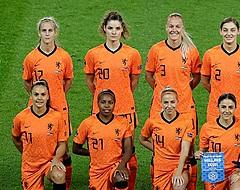Olympische Spelen: zware loting Oranje Leeuwinnen
