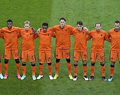 VI komt met vermoedelijke opstelling van Oranje tegen Oostenrijkers
