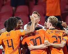 'Oranje-international bereikt persoonlijk akkoord'