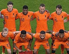 "Krediet Oranje-speler is nu al op: ""Spek en bonen"""