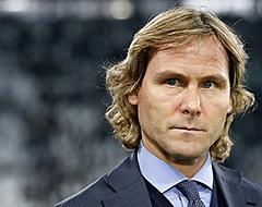 Woedende Nedved uit frustratie na tegentreffer voor Juventus (🎥)