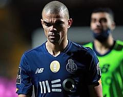 VIDEO: Pepe (37) gaat ploeggenoot te lijf