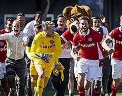 Fotospecial: Euforie in Eindhoven, Ajax in verdriet en de strijd om nacompetitie