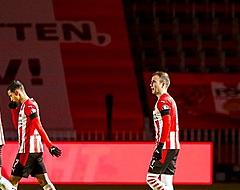 BREAKING: Einde seizoen voor PSV-aanvaller