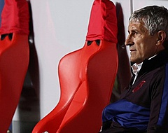 Quique Setién: 'Barcelona heeft mij niet eens gebeld'