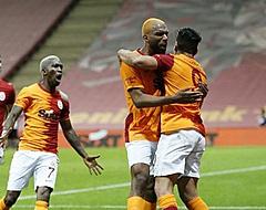 Galatasaray meldt vlak voor 'PSV' komst Oranje-speler
