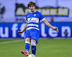 Ajax lonkt voor PEC Zwolle-talent Rav van den Berg
