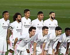 Inspiratieloos Real Madrid lijdt puntenverlies in eigen huis