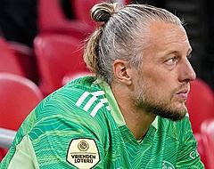 'Ajax moet op zoek naar keeper'