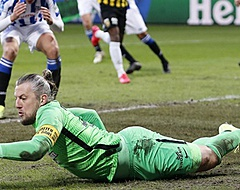 Pasveer spreekt voorkeur uit voor Heerenveen - Ajax