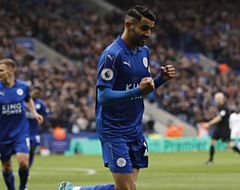 'Leicester-ster Mahrez tekent bij meerdere clubs'
