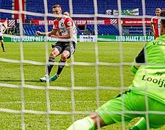 'Grof schandaal tijdens Feyenoord - ADO'