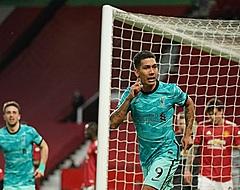Liverpool wint bezoek aan Manchester United