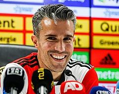 'Actie Van Persie zeer riskant voor Feyenoord'