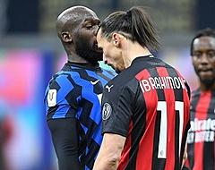 Italianen spreken schande van ruzie tussen Lukaku en Zlatan