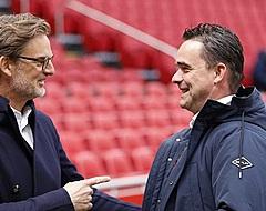 'Ajax tussen hoop en vrees na onthulling'