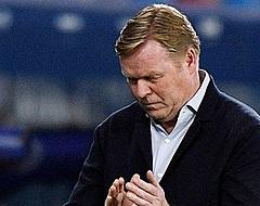 'Barça-selectie keert zich tegen Ronald Koeman'