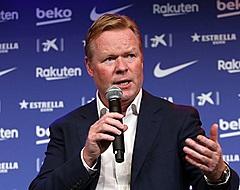 'Koeman accepteert bizarre eis van FC Barcelona'