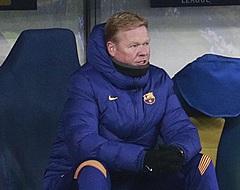 Dest belangrijk voor Koeman, Van de Beek wint met United