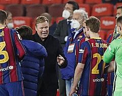 'Barcelona-selectie neemt beslissing over Koeman'