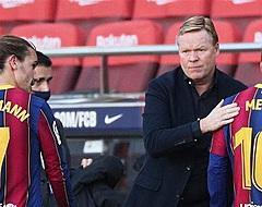 'Ronald Koeman krijgt rampzalig nieuws bij Barcelona'