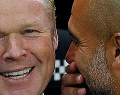 'UEFA moet clash Koeman - Guardiola goedkeuren'