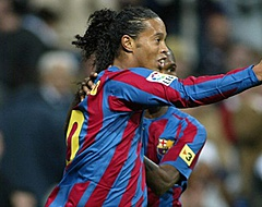 "Ronaldinho spreekt Messi-wens uit: ""Niemand"""