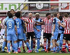 Sparta houdt play-offplaats in eigen hand na remise tegen Utrecht