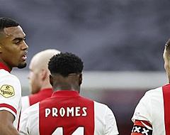 <strong>Ajax-stunttransfer hangt af van toekomst Promes </strong>