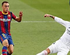 Belachelijke Dest-actie Barcelona-spelers