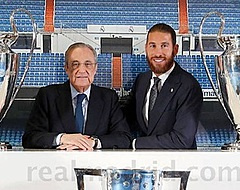 'Toekomst Sergio Ramos lijkt nu al duidelijk'