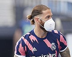 'PSG verrast Sergio Ramos met plottwist'