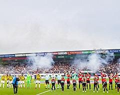 'Keiharde maatregel dreigt voor alle Eredivisie-fans'