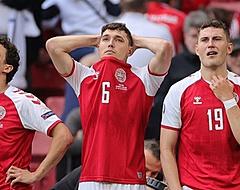 Verliespartij Denemarken overschaduwd door reanimatie Eriksen