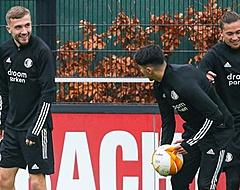 'AS Roma meldt zich bij Feyenoord voor transfer'
