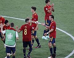 'Oranje gaat fluitend door tegen Spanje'