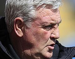 Newcastle United schuift Steve Bruce aan de kant
