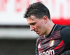 'Parma deelt dubbele dreun uit aan Feyenoord'