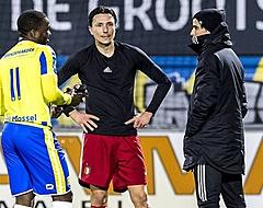 'Regelrecht bizarre situatie bij Feyenoord'