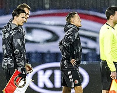 "Harde kritiek op 'vedette' Feyenoord: ""Zo loopt-ie er bij"""